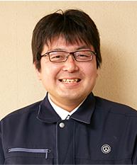 営業スタッフ 塩田 崇