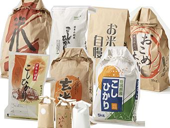 米袋の規格品