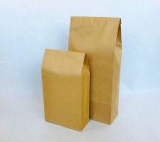 米袋 角底両面テープ付き無地