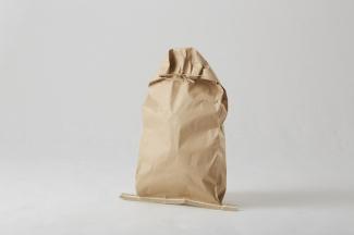 ひも付き紙袋(ミシン底)