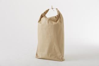 ひも付き紙袋(片舟底貼り)