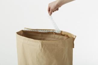 Wイージー(両面テープ付き紙袋)