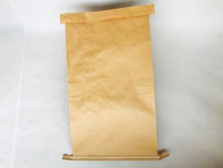 ベラ紙付き紙袋 ※別注対応品