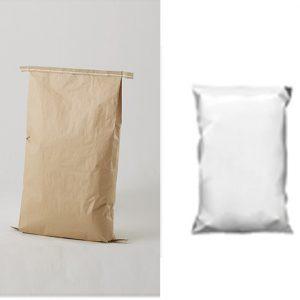 クラフト重袋とポリ重袋